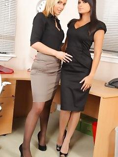 Secretary Sexy Girls