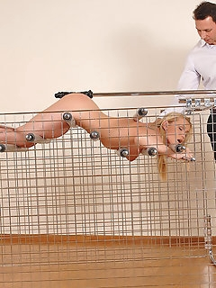Naked Bondage Girls